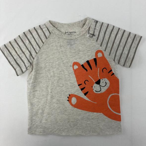 Tiger Tee 12 mth