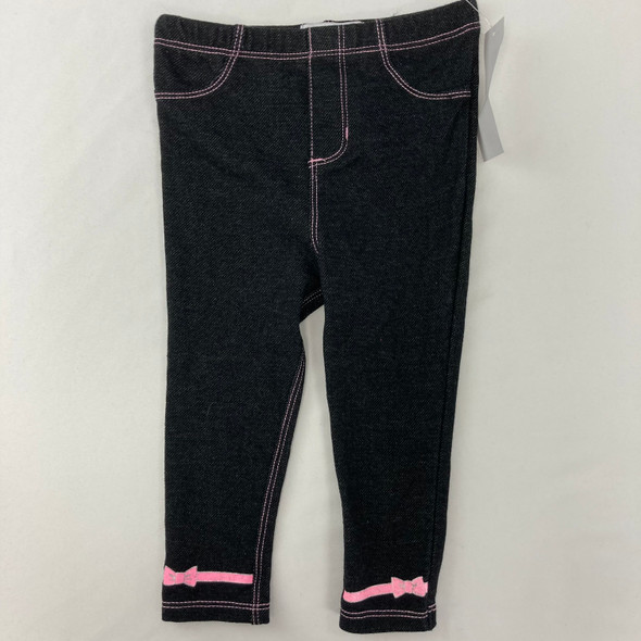 Ankle Bow Jeggings 18 mth