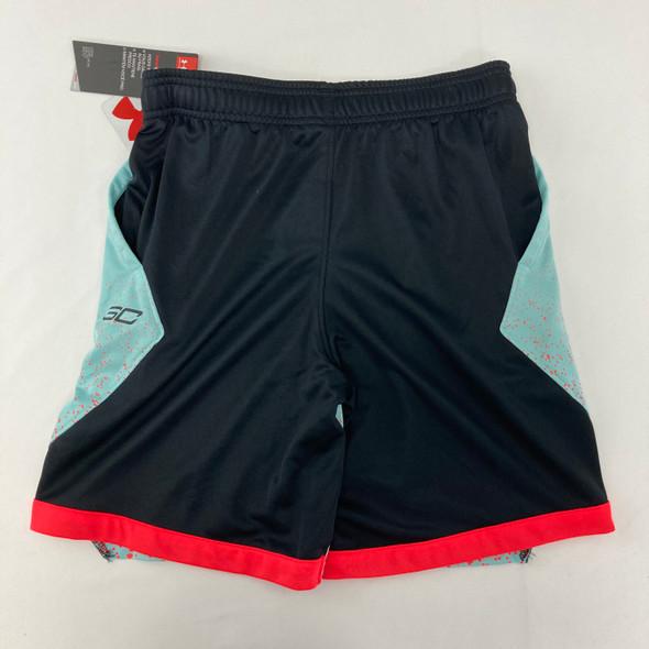 Splatter Shorts YMD