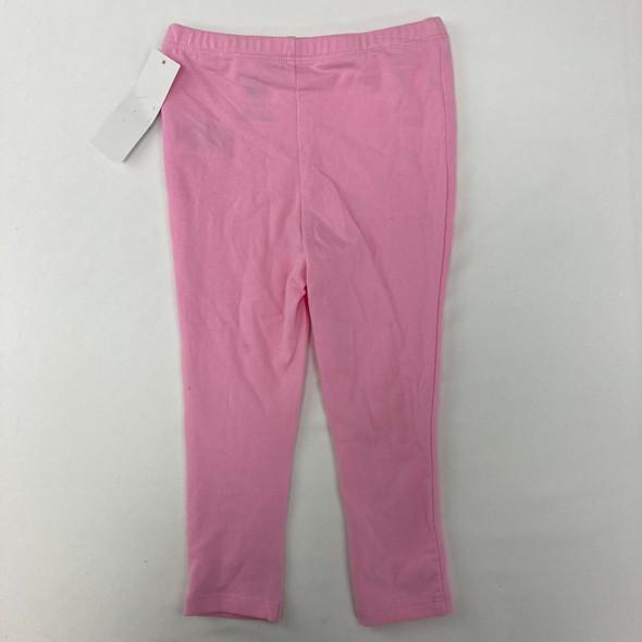 Light Pink Legging 24 mth