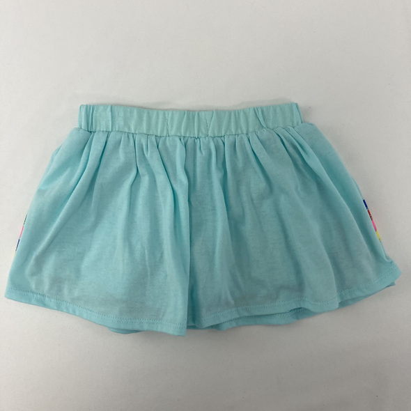 Rainbow Skirt 3T