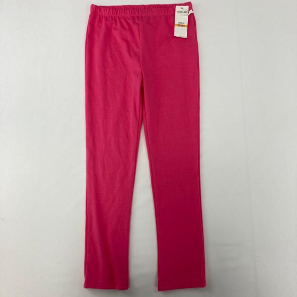 Hot Pink Legging 6X