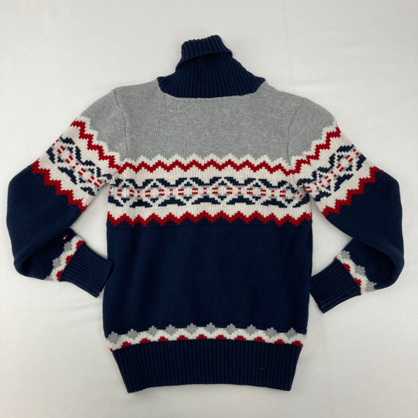 Pattern Sweater S 8/10 yr