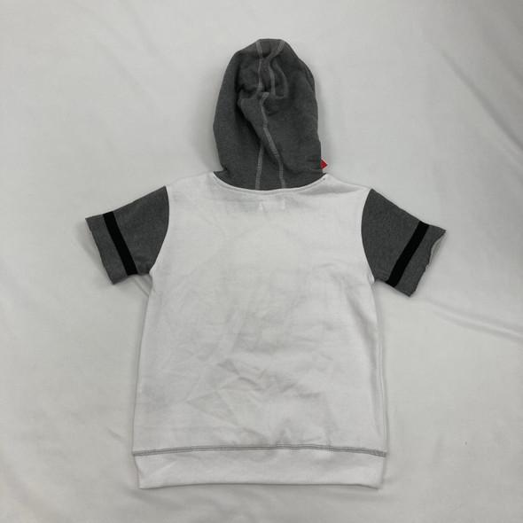 Skull Shirt with Hoodie 7