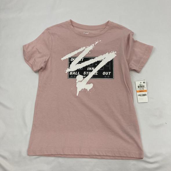 Baseball Paint Shirt Small