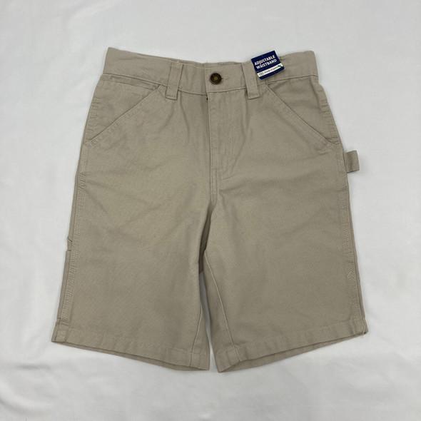 Adjustable Khaki Shorts 8