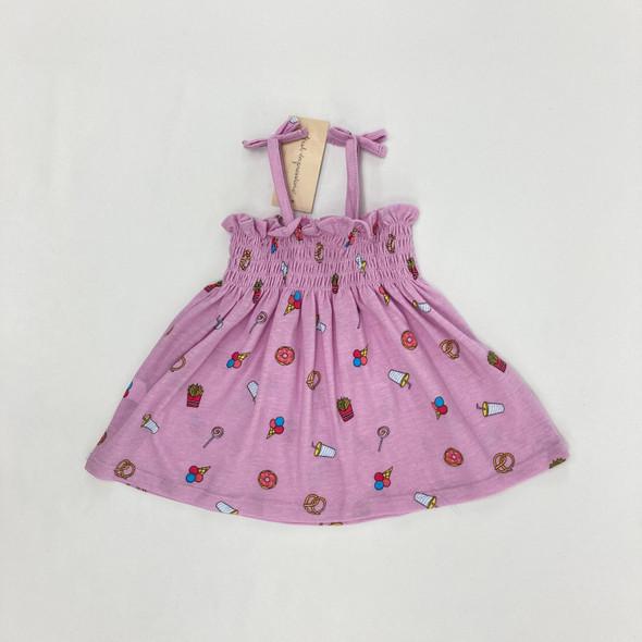 Snack Dress 3-6 mth