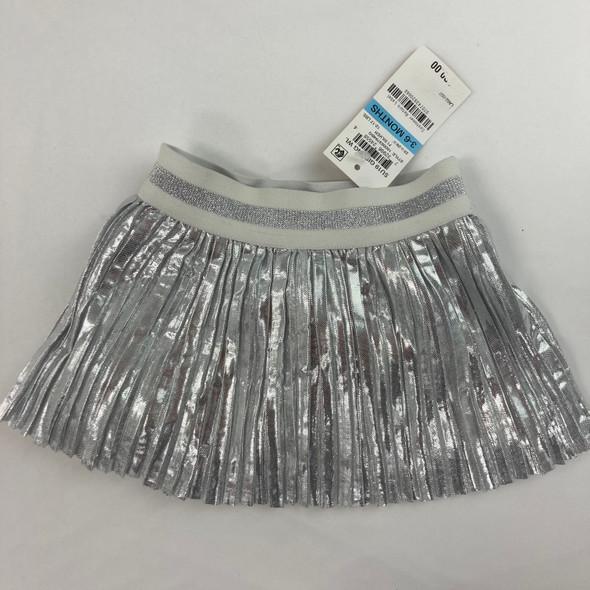 Metallic Skirt 3-6 mth