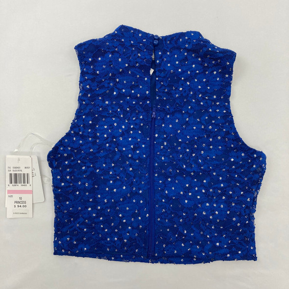 Blue Lace Top 10 yr
