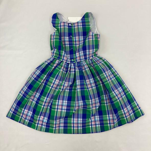 Plaid Dress 12 yr