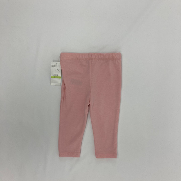 All Over Pink Legging 3-6 mth