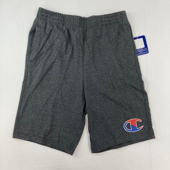 Two Toned Logo Shorts Large