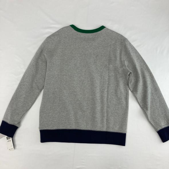 Skiing Sweatshirt Large 14-16 yr