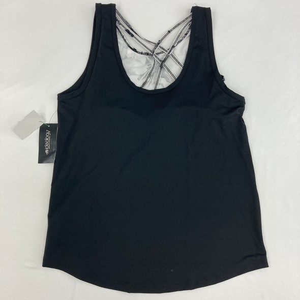 Athletic Tank With Sports Bra Large