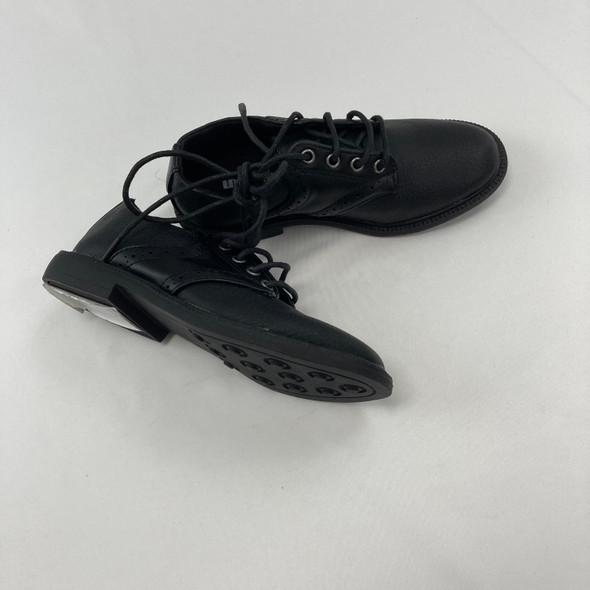 Classic Dark Dress Shoes Size 11