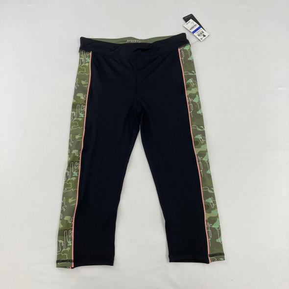 Athletic Camouflage Leggings Extra Large
