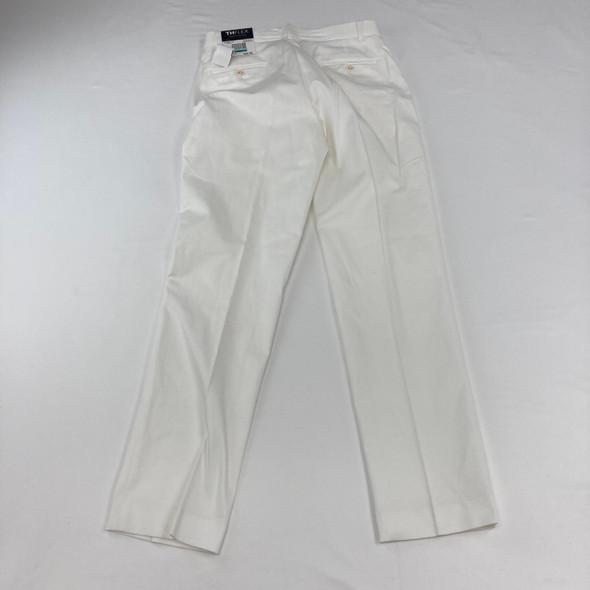 White Dress Pants 16 yr
