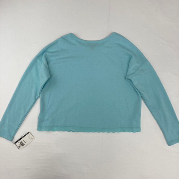 Baby Blue Top XL