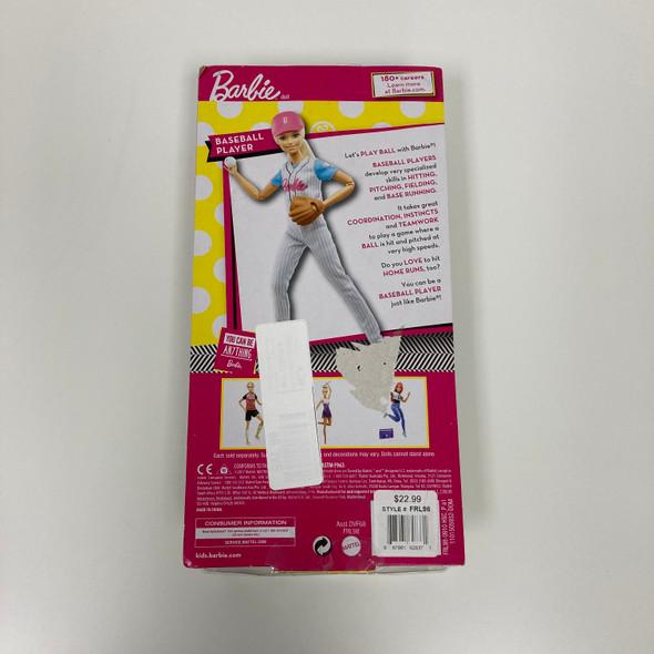 Baseball Barbie