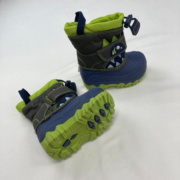 Monster Snow Boots Size 4C