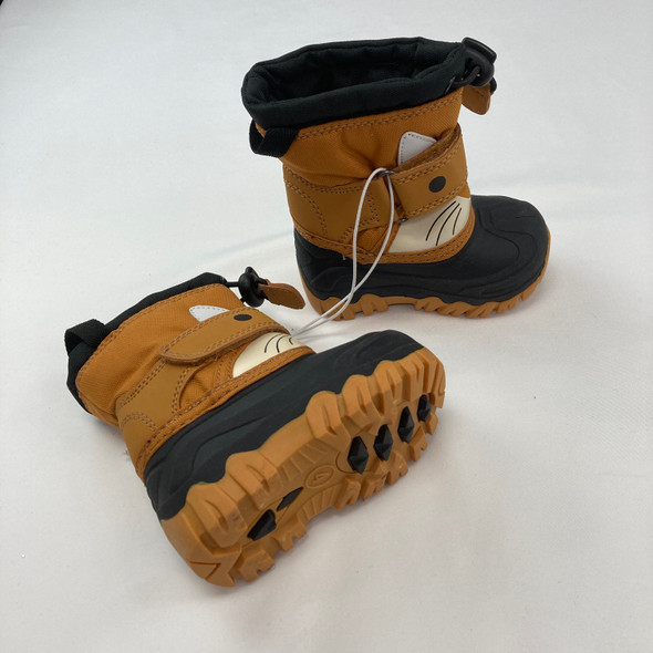 Fox Snow Boots Size 4M