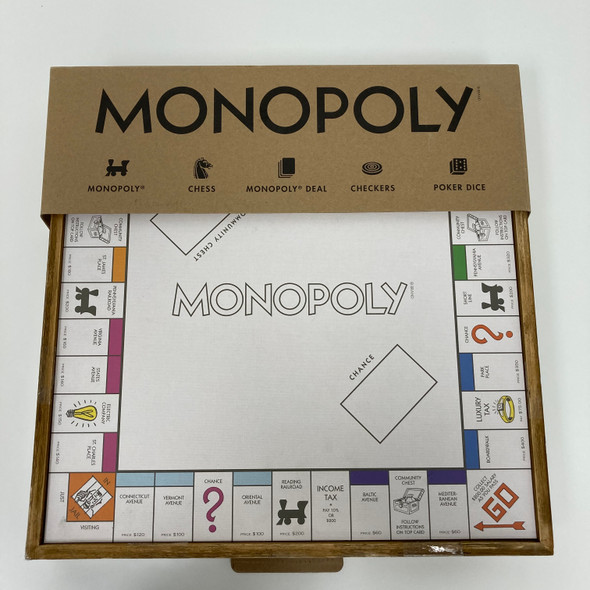 Monopoly 5-in-1