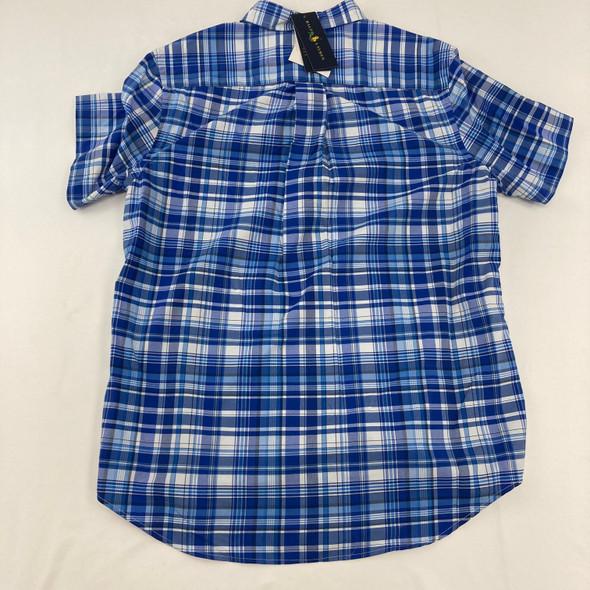 Checkered Pocketed Shirt 18-20 yr