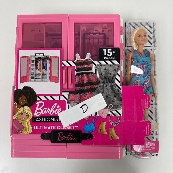 Barbie Ultimate Closet D