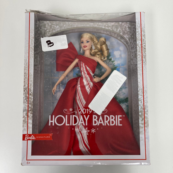 Holiday Barbie B