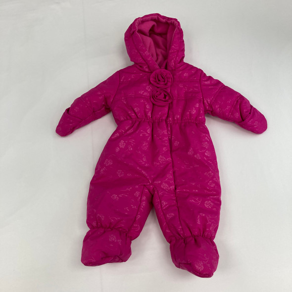 Rose Snow Suit 6mth