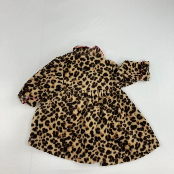 Cheetah Print Jacket 3-6 mth