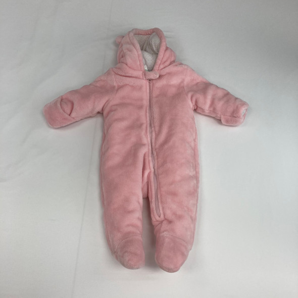 Fluffy Snow Suit 6-9 mth