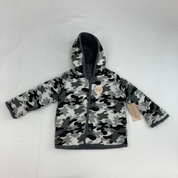Reversible Camouflage Jacket 18 mth