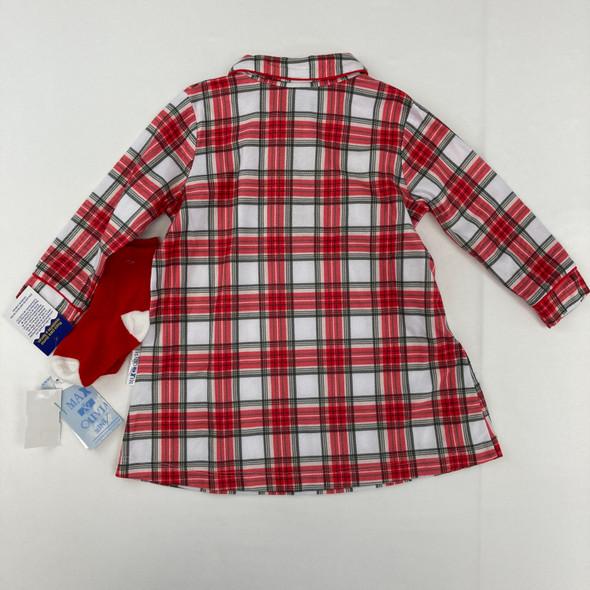 Plaid Sleep Gown 18 mth