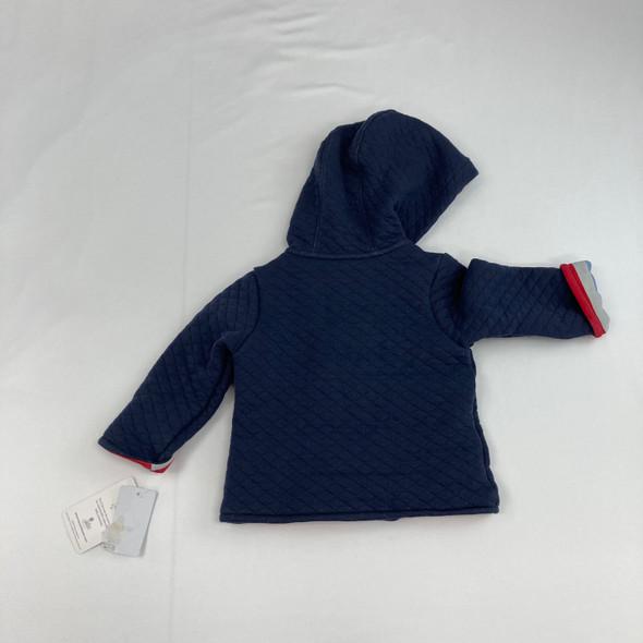Comfy Pocketed Jacket 12 mth