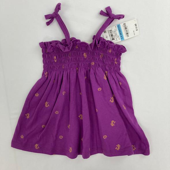 Mermaid Dress 3-6 mth