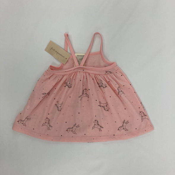 Unicorn Dress 3-6 mth
