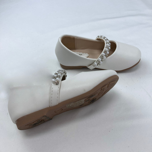 Sparkly Strap Shoes Size 6