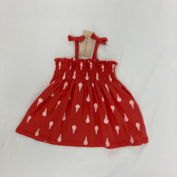 Ice Cream Dress 3-6 mth