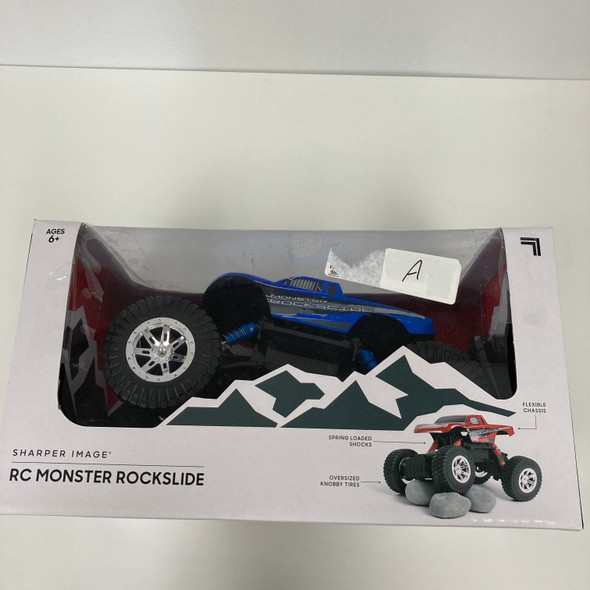 RC Monster Rockslide A