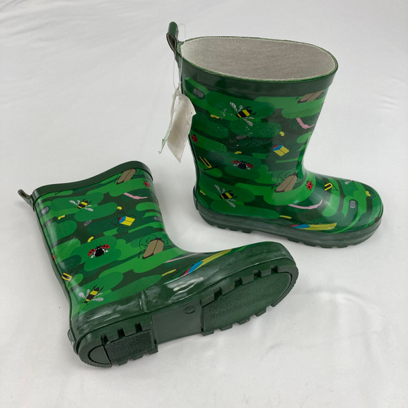 Insects Rain Boots Size 2