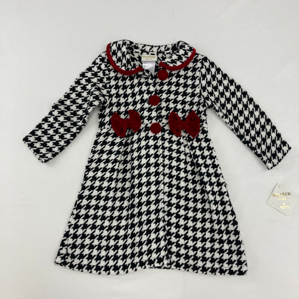 Bow Tie Button Down Jacket 3T
