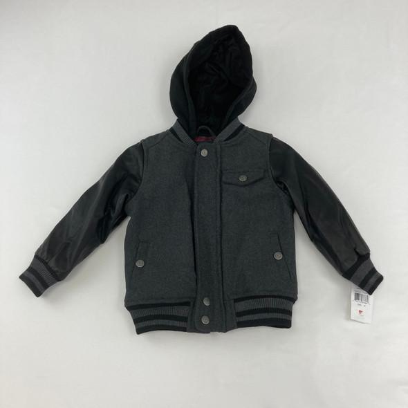 Button Down Soft Jacket 3T