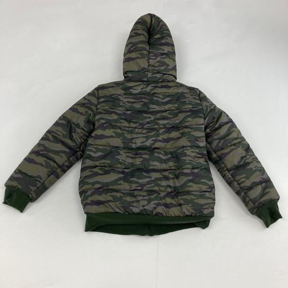 Army Green Coat 8 yr