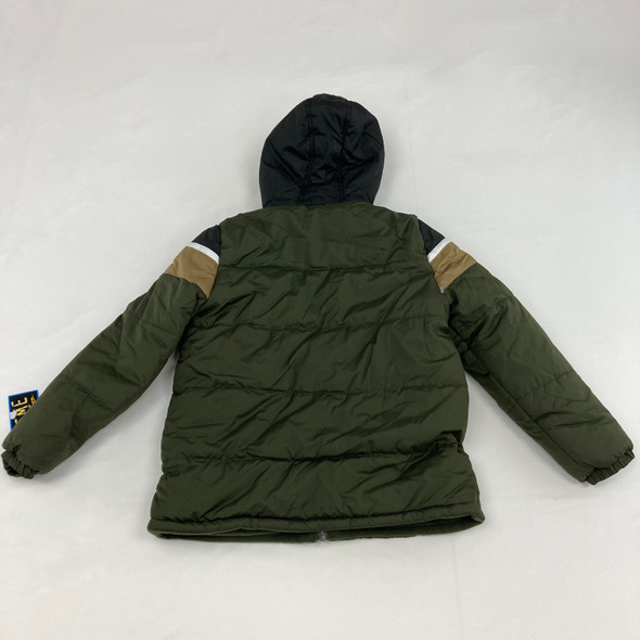 Army Green Jacket Medium