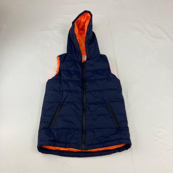 Navy Blue Vest 14-16 yr