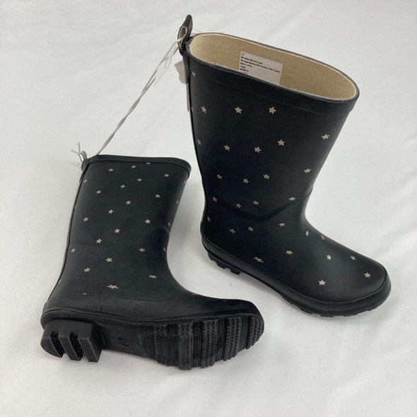 Star Rain Boots Size 3