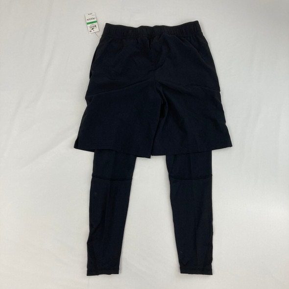 Athletic Shorts With Leggings Large