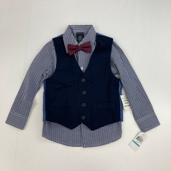 3-pc Dress Shirt Set 5T