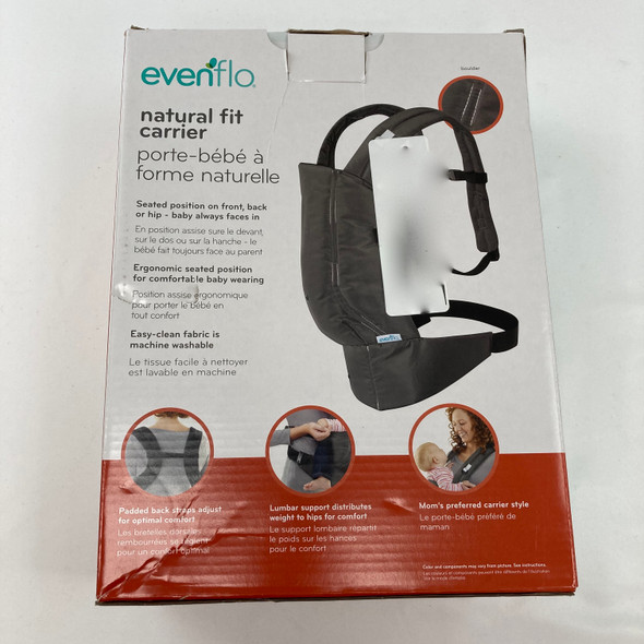 Natural Fit Baby Carrier 7-45lbs